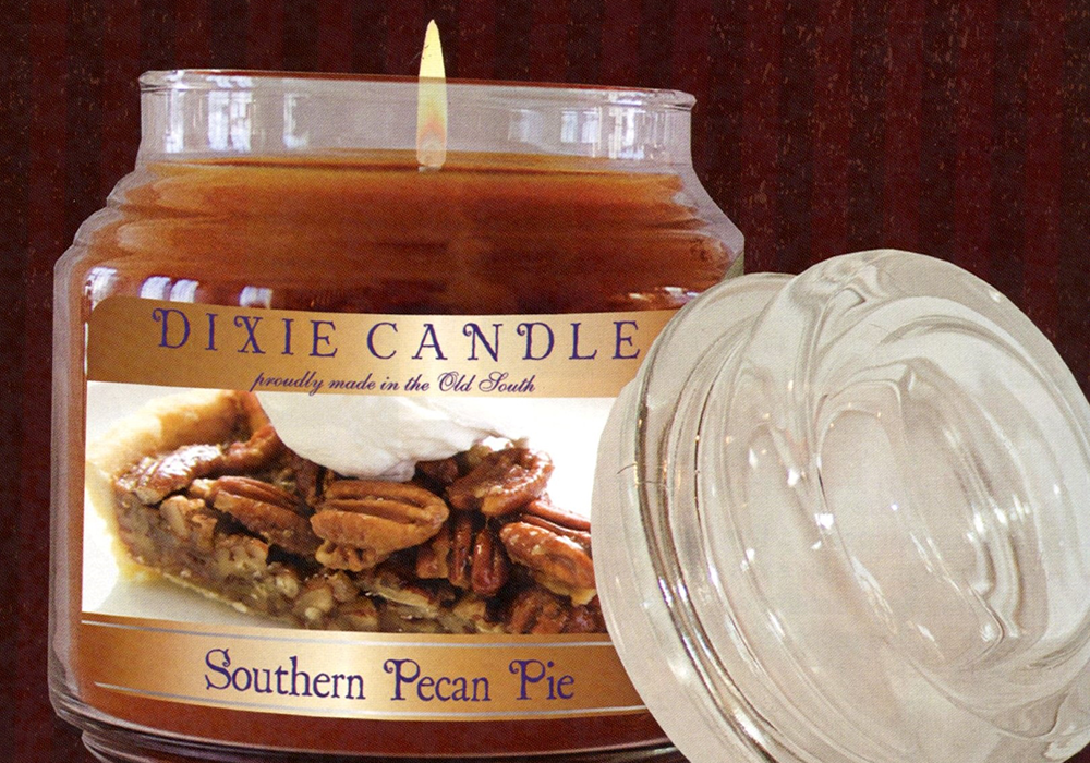 Southern Pecan Scented Candle